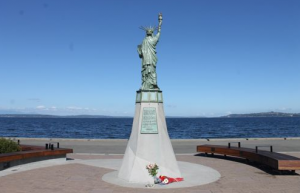 Things to Do Around Alki Beach in Seattle Washington