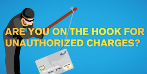 These are unauthorized charges!