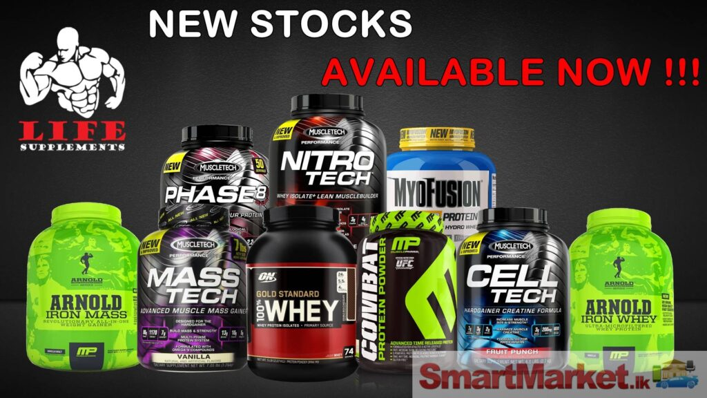 Top-Notch Bodybuilding Supplements For Skinny Guys